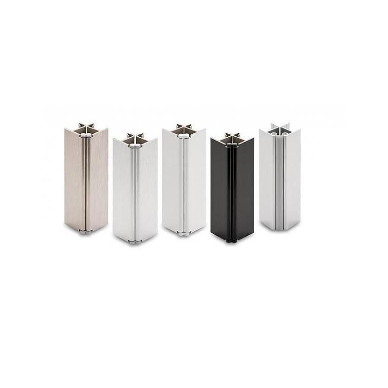 Narożnik cokołu, multicorner 150, inox