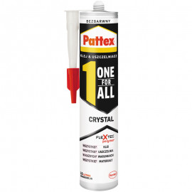 Klej Pattex One for All Crystal 290g