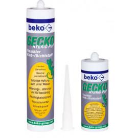 BEKO Klej Gekon uszczelniacz, 310 ml (popiel)