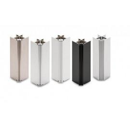 Narożnik cokołu, multicorner 100, aluminium