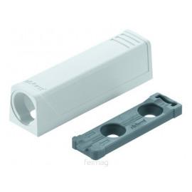 Tip-On 956.1201 adapter prosty krótki - biały