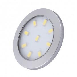 LED OPRAWA ORBIT XL aluminium 3W biała zimna