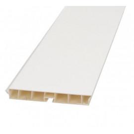 Listwa cokół 100 biały, 4m
