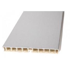 Listwa cokół 150 aluminium, 4m
