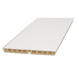 Listwa cokół 150 biały, 4m