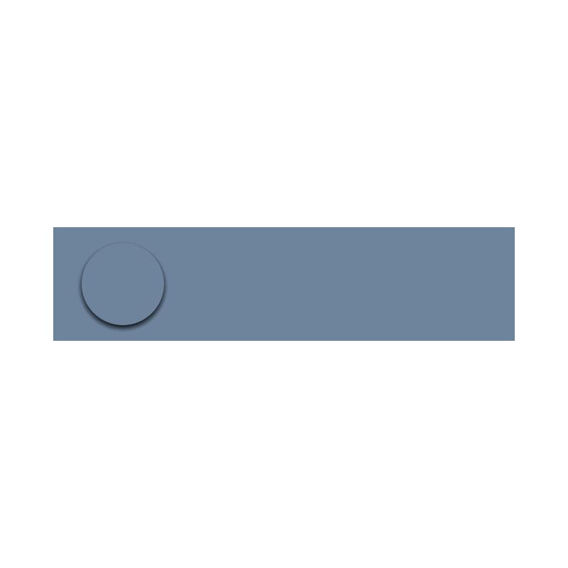 Obrzeże ABS 120 vl błękit gołębi do płyty SWISS KRONO