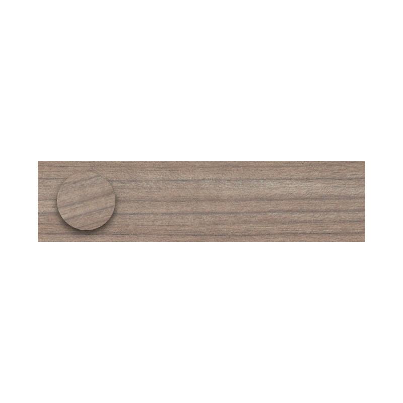 Obrzeże ABS 4414 ov drewno lipowe brązowo-szare do płyty SWISS KRONO
