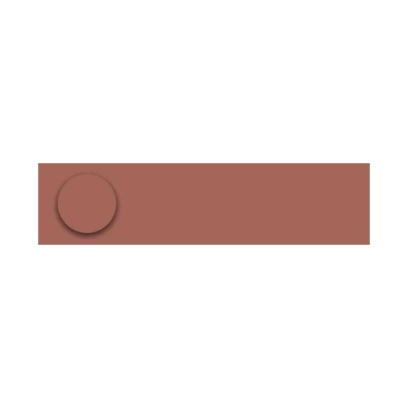 Obrzeże ABS 4436 vl ceglany do płyty SWISS KRONO