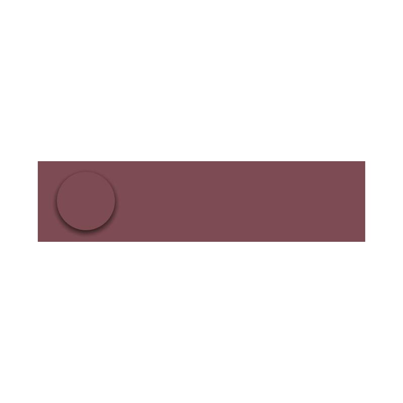 Obrzeże ABS 4437 vl czerwone wino do płyty SWISS KRONO