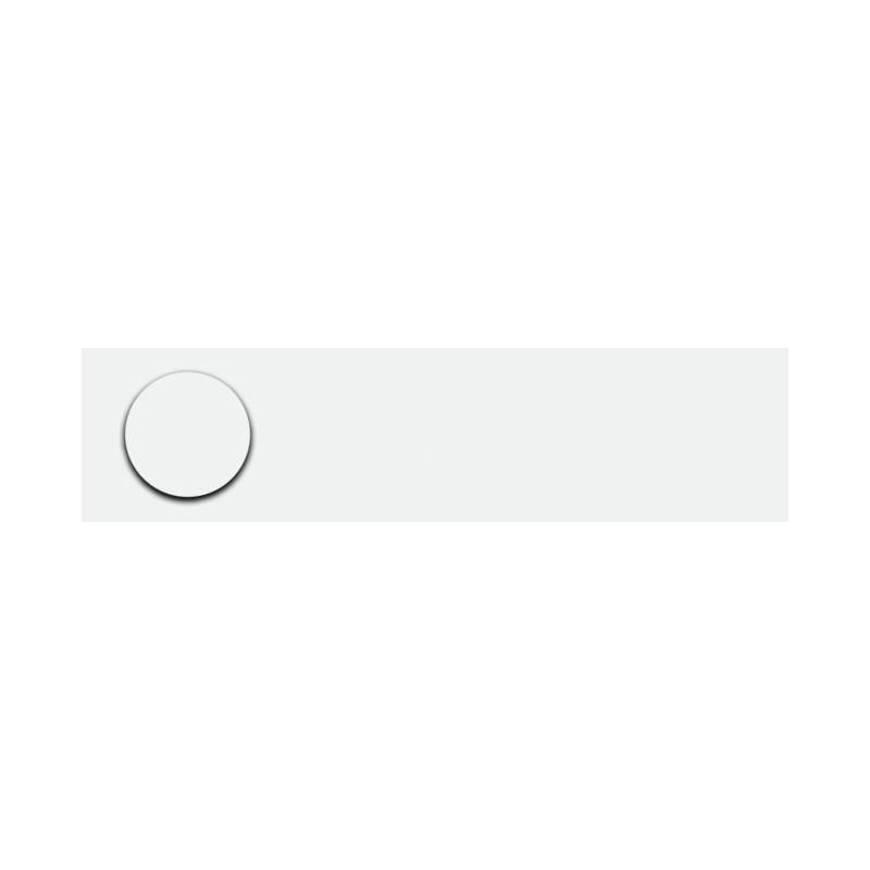 Obrzeże ABS 8681 sm biały alaska do płyty SWISS KRONO