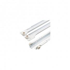 Prowadnica rolkowa L-400 230M4000 kremowo-biała