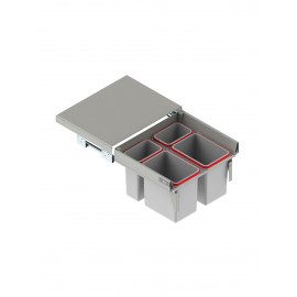 Pojemnik na śmieci TBX 600 H350 L450