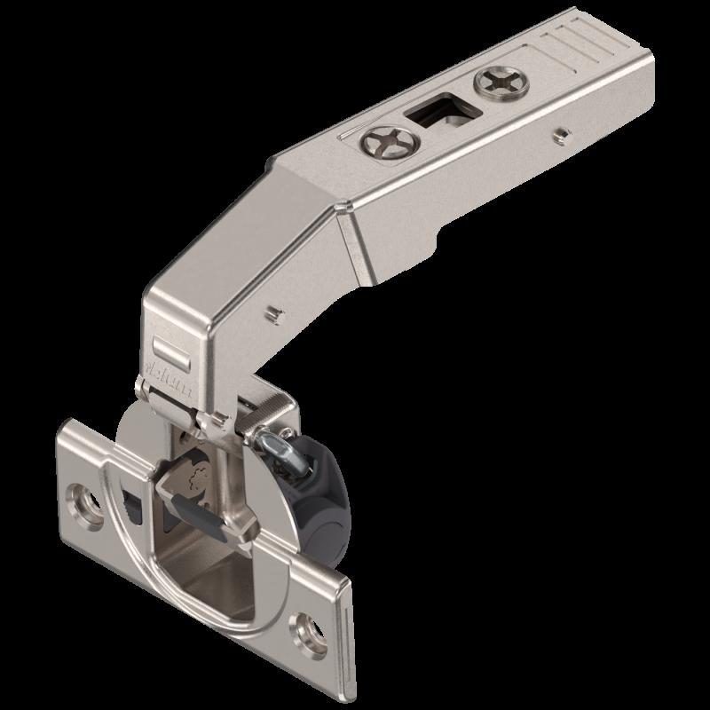 Zawias Blum clip top blumotion 79B9590 95' do drzwi równoległych, wpuszczanych INSERTA