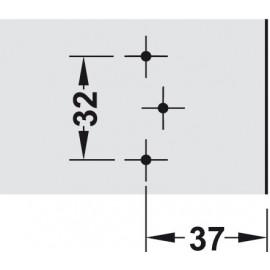 Prowadnik Hafele Metalla H-0 311.98.505
