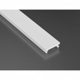 LED LUMINES klosz slim do profilu, mleczny L-L