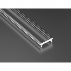 LED LUMINES klosz slim do profilu, transparentny L-L