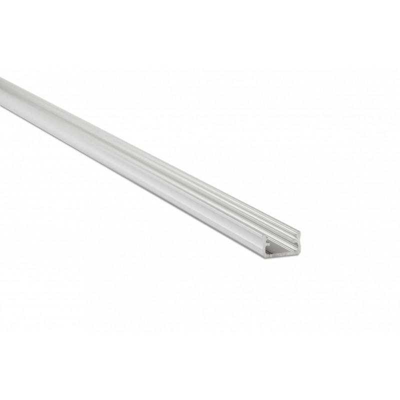 LED LUMINES profil aluminiowy typ A, srebrny L-L