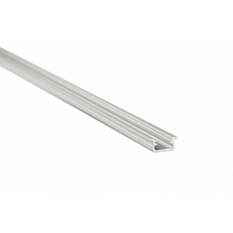 LED LUMINES profil aluminiowy typ B, srebrny L-L