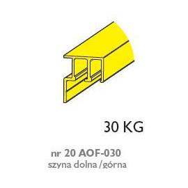 Szyna dolna AOF-030  nr 20