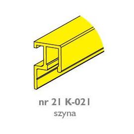 Szyna górna K-021 SLOPING