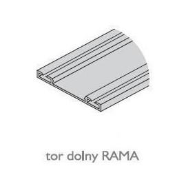Tor dolny RAMA nr. 8855 złoty