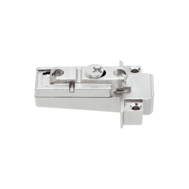 BLUM adapter Clip do zawiasu środkowego 175H5A00 do Aventos HF z wąską ramką aluminiową