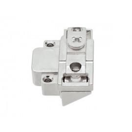 BLUM - Adapter Clip do podnośnika teleskopowego 175H5B00 lewy do Aventos HF z wąską ramką aluminiową