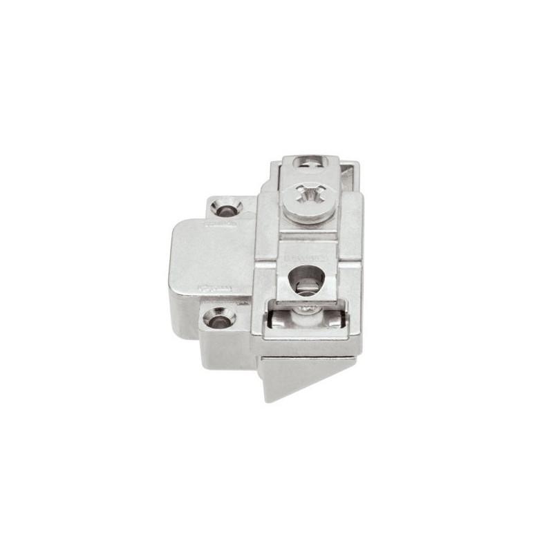 BLUM adapter Clip do podnośnika teleskopowego 175H5B00 lewy do Aventos HF z wąską ramką aluminiową