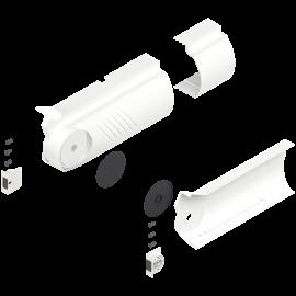 BLUM zaślepki do aventosa HF z servo-drive 21F8000 białe
