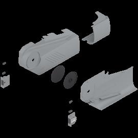 BLUM zaślepki do aventosa HS z servo-drive 21S8000 szare