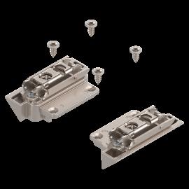 BLUM - Mocowanie frontu do wąskiej ramki aluminiowej 20K4A00A do Aventos HK-S
