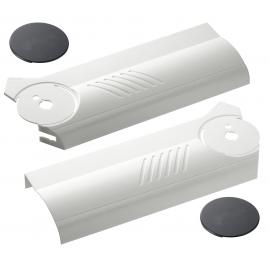 BLUM - Zaślepki do aventosa HF 20F8000 białe