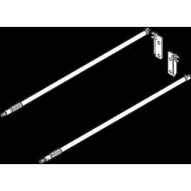 Reling do METABOX ZRE.421S krem 45 cm