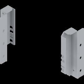Uchwyt ścianki tylnej lewy/prawy Z30B000S szary