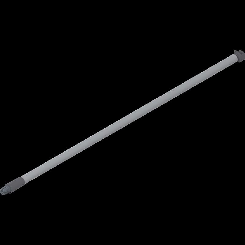 Reling do METABOX ZRG.521V szary 55 cm