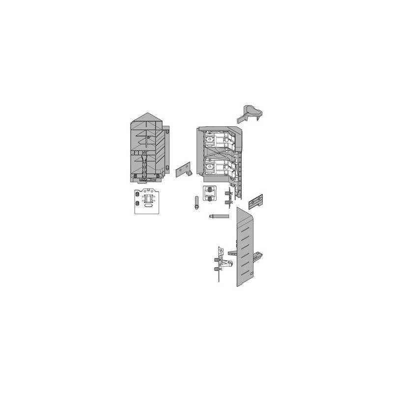 Komplet SYNCROMOTION Z33D00E0A6 szary