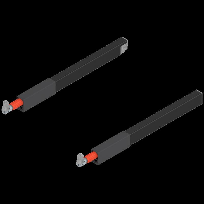 Reling antaro czarny 50cm ZRG.437 L+P