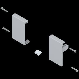 Mocowanie frontu szuflady wewnętrznej tandembox lewe/prawe ZIF.71M0 szare