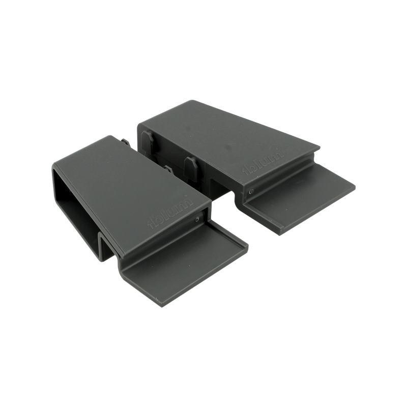 Adapter do szuflady zlewozmywakowej Z30N0002.6Z szary
