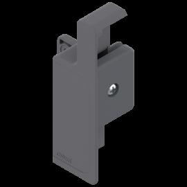 Mocowanie frontu szuflady wewnętrznej METABOX M ZIF.3000 szare prawe