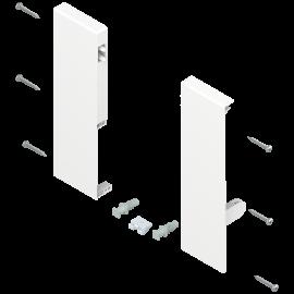 Mocowanie frontu szuflady wewnętrznej tandembox lewe/prawe ZIF.74D0 białe