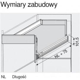 Komplet SYNCROMOTION Z33M00E0A6 szary