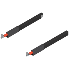 RELING ANTARO czarny 60cm ZRG.537 L+P