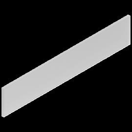 Element dekoracyjny do tandembox antaro, wys. D, dł. 45cm, szkło satynowane Z37R417D