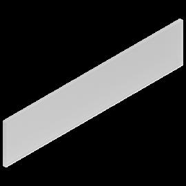 Element dekoracyjny do tandembox antaro, wys. D, dł. 50cm, szkło satynowane Z37R467D