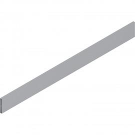 Element dekoracyjny z aluminium do tandembox antaro, wys. C, dł. 45cm, szary Z37A417C