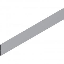 Element dekoracyjny z aluminium do tandembox antaro, wys. D, dł. 45cm, szary Z37A417D