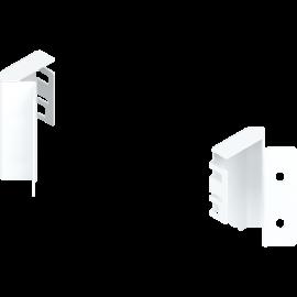 Uchwyt ścianki tylnej tandembox lewy/prawy Z30M000S.45 narożny biały