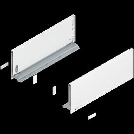 Bok szuflady legrabox wys. C, dł. 450mm, biały 770C4502S lewy/prawy