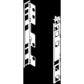 Mocowanie ścianki tylnej legrabox lewe/prawe ZB7C000S inox